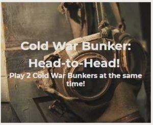 Fox in a Box Cold War Bunker Head to head.