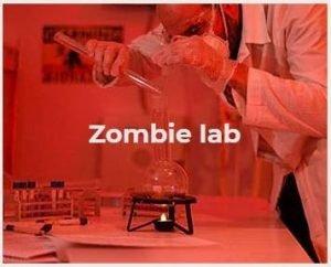 Fox in a Box Zombie Lab