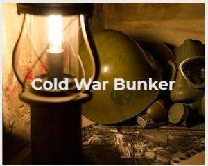Fox in a Box Cold War Bunker.