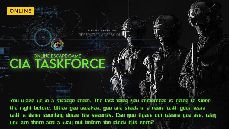 Cia task force