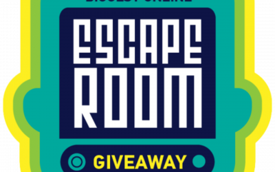 All the games at stake in the Biggest Online Escape Room Giveaway