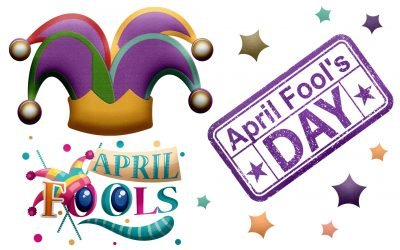 Celebrating April Fool's Day 2021 in SoCal (or anywhere else)
