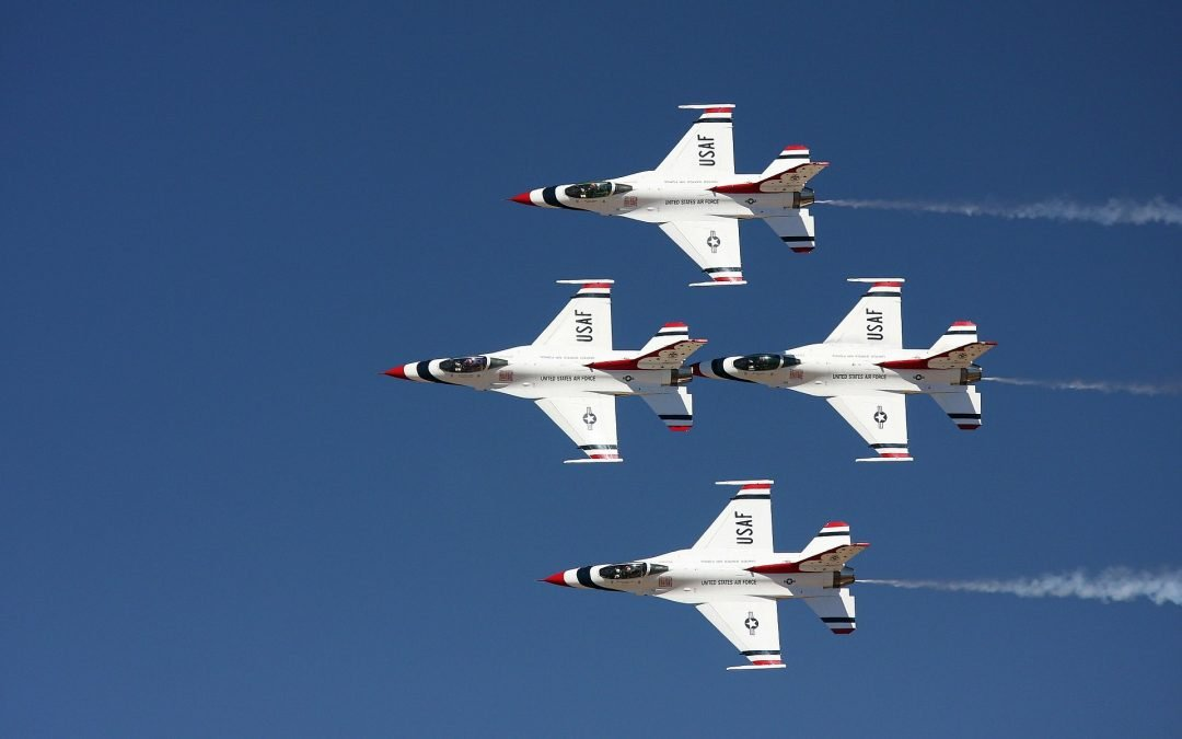 The Pacific Airshow Is Back!